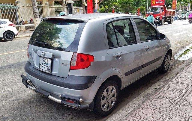 Cần bán gấp Hyundai Getz năm sản xuất 2010, màu bạc, nhập khẩu  0