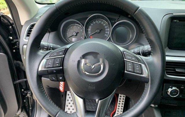 Bán Mazda CX 5 năm sản xuất 2017, màu đen còn mới 5