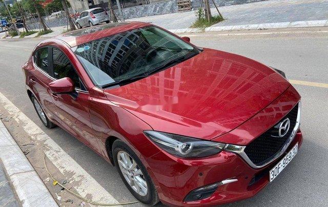 Cần bán xe Mazda 3 sản xuất năm 2018, màu đỏ chính chủ2