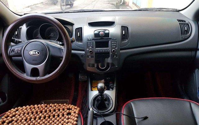 Bán ô tô Kia Cerato đời 2009, màu bạc 5