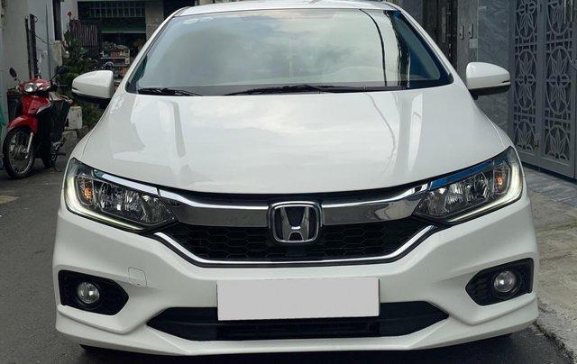 Cần bán Honda City đời 2019, màu trắng 7