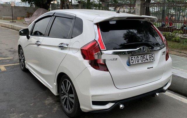 Bán Honda Jazz 2018, màu trắng, xe nhập xe gia đình, 520tr2