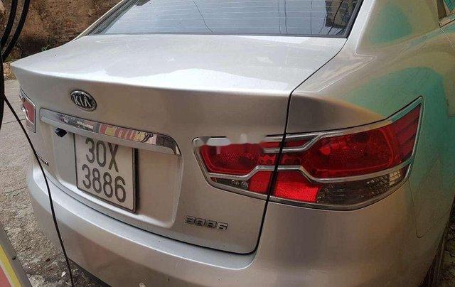 Bán ô tô Kia Cerato đời 2009, màu bạc 2