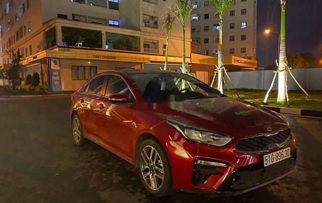 Bán xe Kia Cerato đời 2019, màu đỏ còn mới giá cạnh tranh0