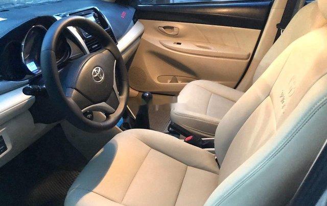Bán Toyota Vios sản xuất năm 2016, màu bạc, nhập khẩu nguyên chiếc  7