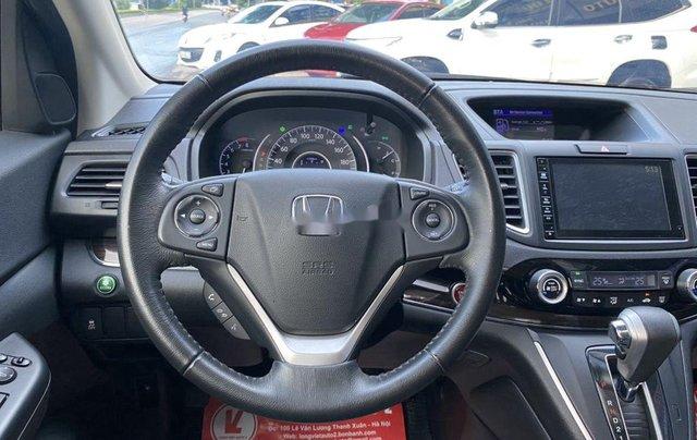 Chính chủ bán Honda CR V 2.4AT đời 2016, màu trắng, giá chỉ 775 triệu3