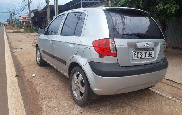 Bán ô tô Hyundai Getz đời 2009, màu bạc, nhập khẩu Hàn Quốc  9