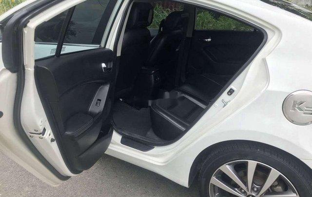 Bán Kia K3 đời 2014, màu trắng, nhập khẩu, có cam lùi, cửa sổ trời4
