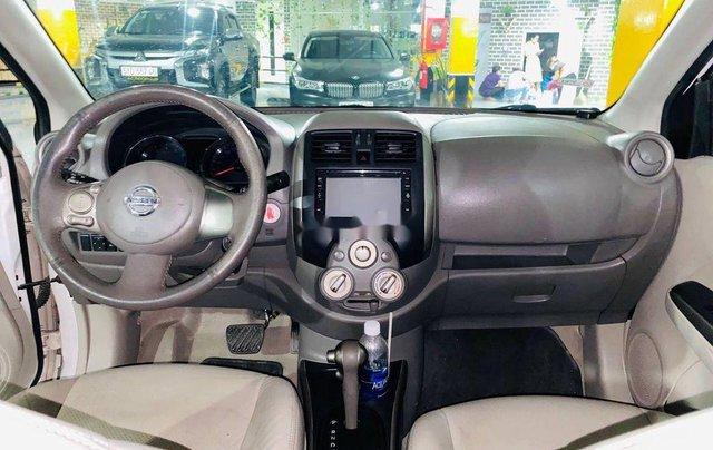 Cần bán lại xe Nissan Sunny 2015, màu trắng5
