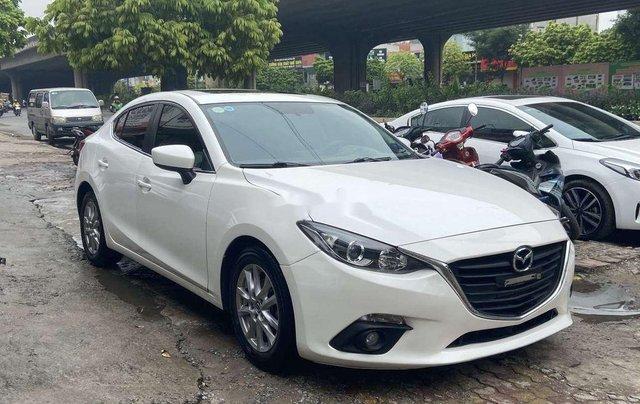 Cần bán Mazda 3 2015, màu trắng11