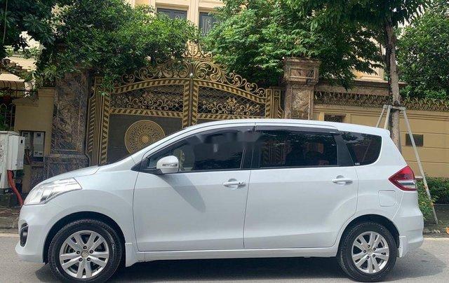 Cần bán gấp Suzuki Ertiga đời 2017, màu trắng, nhập khẩu nguyên chiếc  3