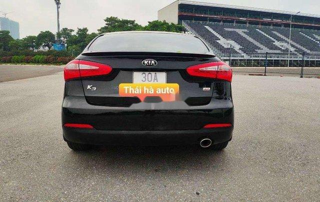 Cần bán xe Kia K3 đời 2015, màu đen còn mới3
