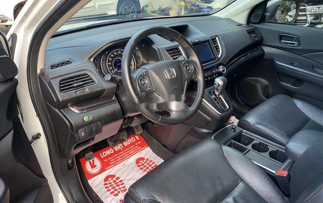 Chính chủ bán Honda CR V 2.4AT đời 2016, màu trắng, giá chỉ 775 triệu4