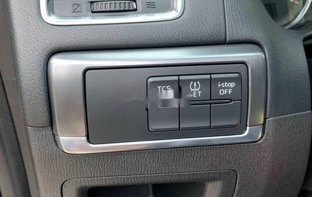 Bán Mazda CX 5 năm sản xuất 2017, màu đen còn mới 11
