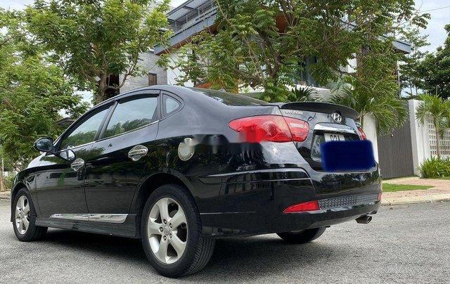 Bán Hyundai Avante đời 2012, màu đen xe gia đình9