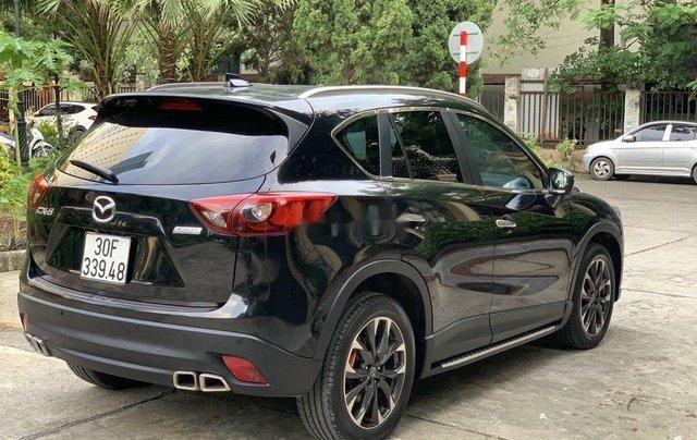 Bán Mazda CX 5 năm sản xuất 2017, màu đen còn mới 4