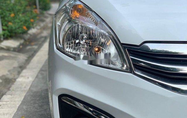 Cần bán gấp Suzuki Ertiga đời 2017, màu trắng, nhập khẩu nguyên chiếc  7