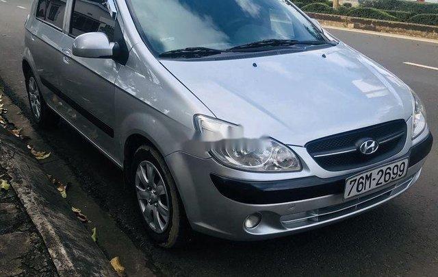 Bán Hyundai Getz sản xuất năm 2010, màu bạc, xe nhập 0