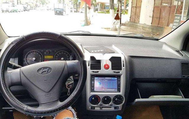 Cần bán gấp Hyundai Getz năm sản xuất 2010, màu bạc, nhập khẩu  3