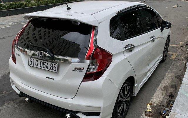 Bán Honda Jazz 2018, màu trắng, xe nhập xe gia đình, 520tr3