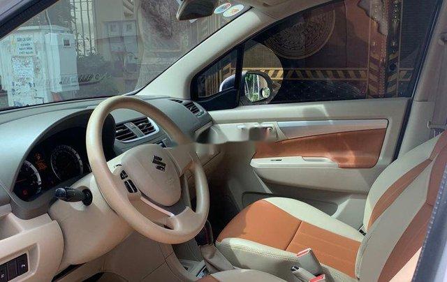 Cần bán gấp Suzuki Ertiga đời 2017, màu trắng, nhập khẩu nguyên chiếc  8