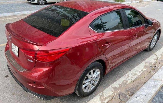 Cần bán xe Mazda 3 sản xuất năm 2018, màu đỏ chính chủ1