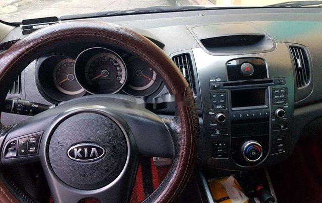 Bán ô tô Kia Cerato đời 2009, màu bạc 6