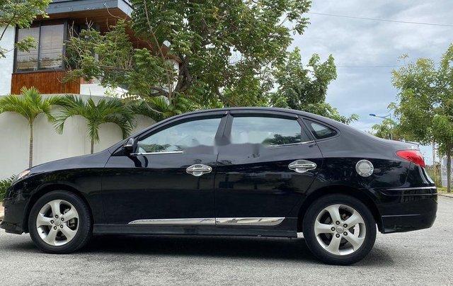 Bán Hyundai Avante đời 2012, màu đen xe gia đình10