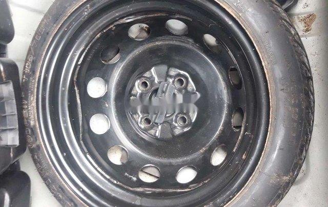 Bán ô tô Hyundai Getz đời 2009, màu bạc, nhập khẩu Hàn Quốc  10