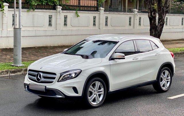 Cần bán gấp Mercedes A200 năm sản xuất 2015, màu trắng, xe nhập chính chủ giá cạnh tranh1