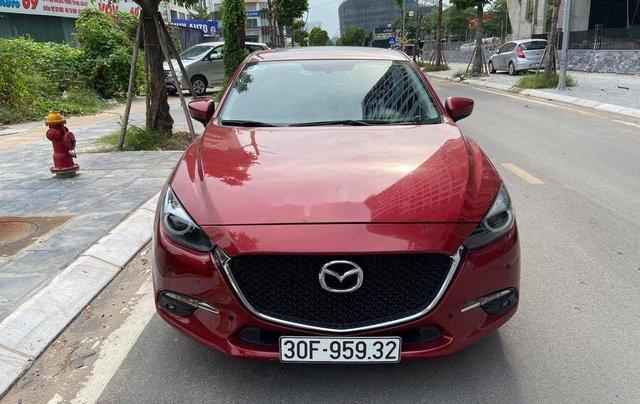 Cần bán xe Mazda 3 sản xuất năm 2018, màu đỏ chính chủ0
