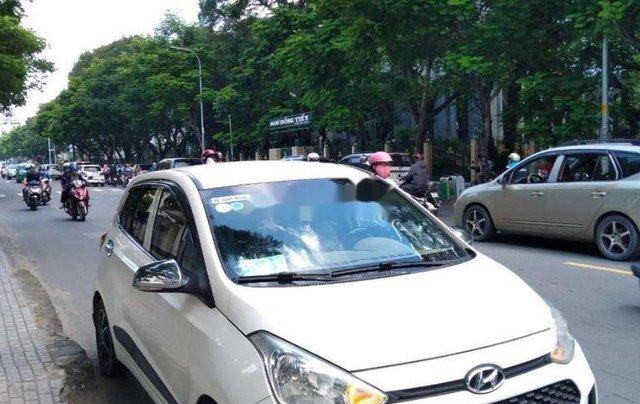 Cần bán xe Hyundai Grand i10 năm sản xuất 2016, màu trắng, nhập khẩu nguyên chiếc3