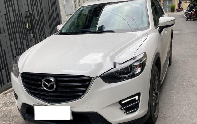 Chính chủ bán xe Mazda CX 5 năm sản xuất 2017, màu trắng 0