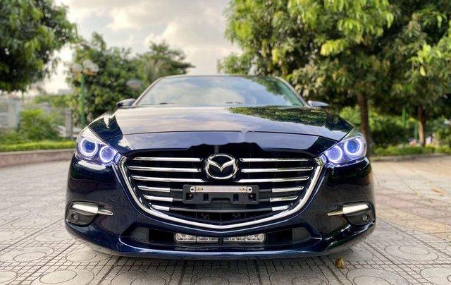 Bán ô tô Mazda 3 2018, màu xanh lam còn mới 0