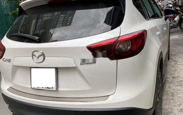 Chính chủ bán xe Mazda CX 5 năm sản xuất 2017, màu trắng 3