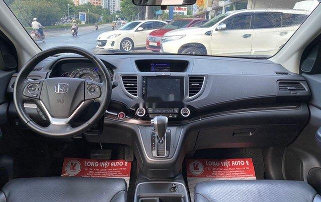 Chính chủ bán Honda CR V 2.4AT đời 2016, màu trắng, giá chỉ 775 triệu2