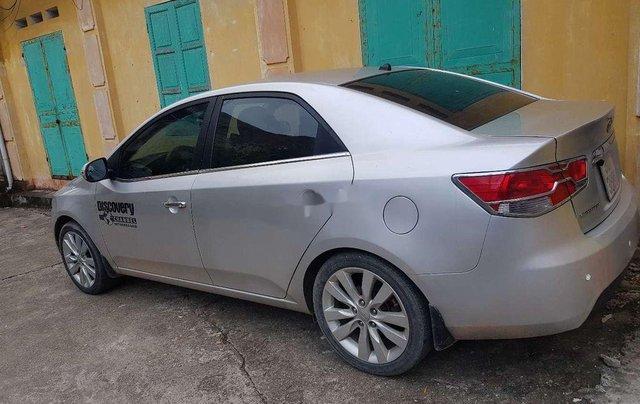 Bán ô tô Kia Cerato đời 2009, màu bạc 0