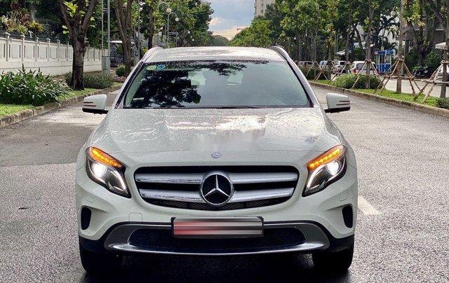 Cần bán gấp Mercedes A200 năm sản xuất 2015, màu trắng, xe nhập chính chủ giá cạnh tranh2