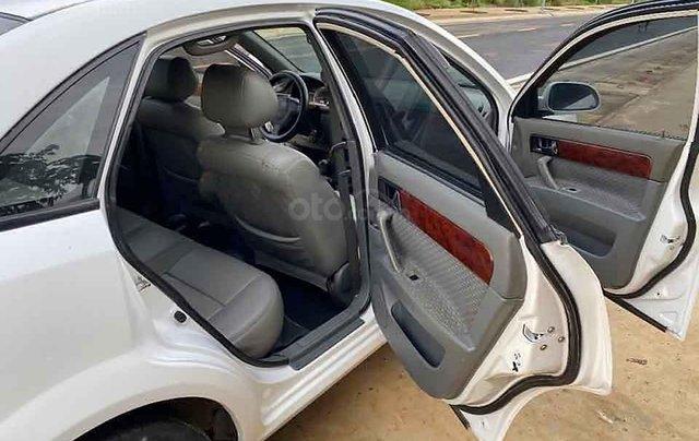 Cần bán lại xe Daewoo Lacetti 1.8 2004, màu trắng còn mới 1