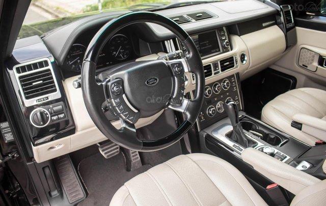 Range Rover Autobiography 5.0 2011, màu đen, xe nhập3