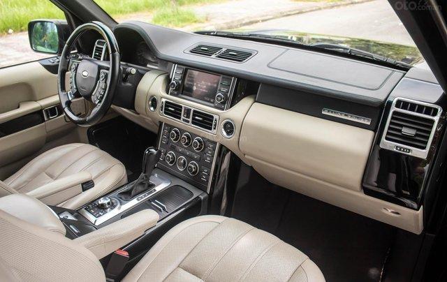 Range Rover Autobiography 5.0 2011, màu đen, xe nhập6