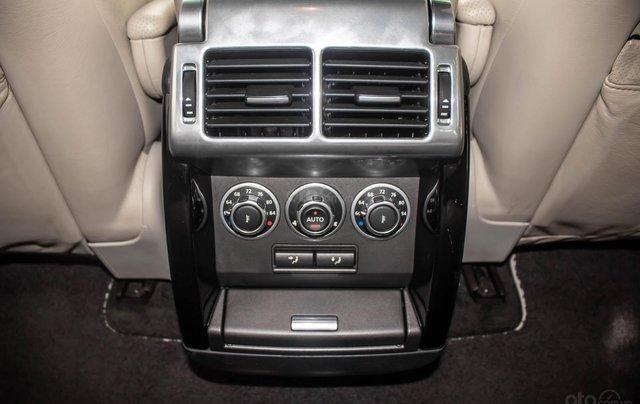 Range Rover Autobiography 5.0 2011, màu đen, xe nhập9