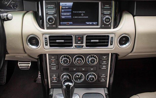 Range Rover Autobiography 5.0 2011, màu đen, xe nhập8