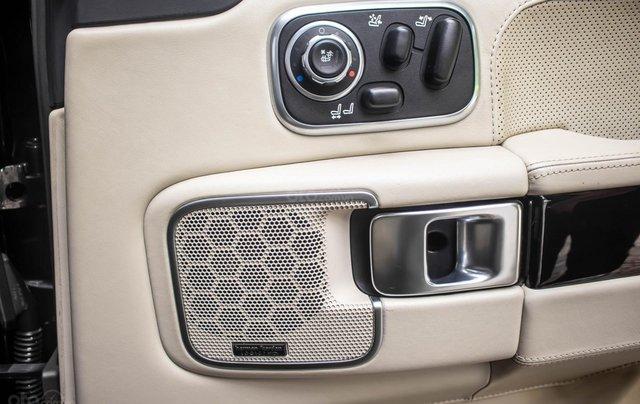 Range Rover Autobiography 5.0 2011, màu đen, xe nhập10