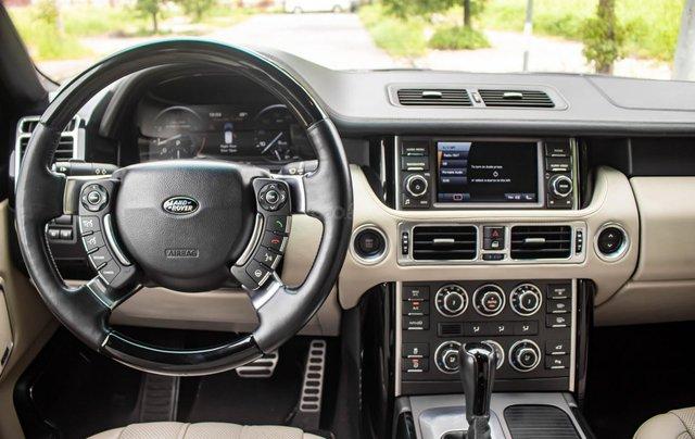 Range Rover Autobiography 5.0 2011, màu đen, xe nhập14