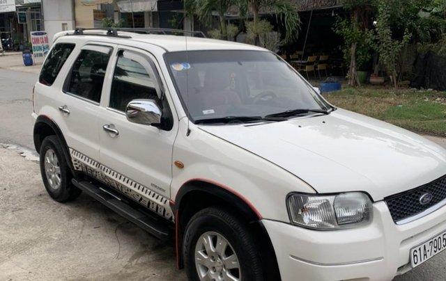 Cần bán xe Ford Escape sản xuất năm 20030