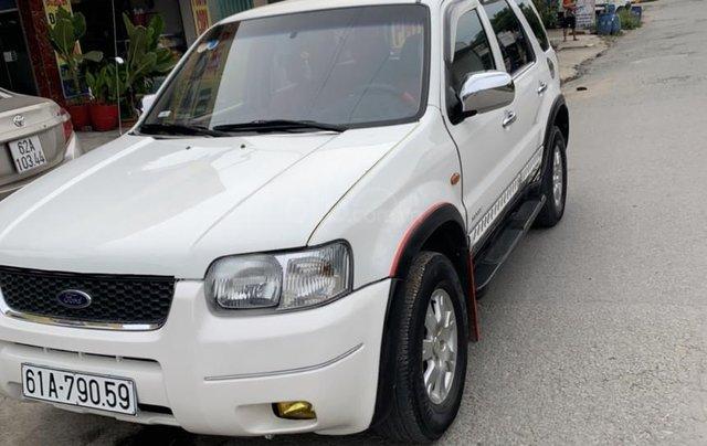 Cần bán xe Ford Escape sản xuất năm 20032