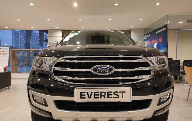 Ford Everest 2020 Titanium 4x2 giá tốt nhất, đủ màu giao ngay0