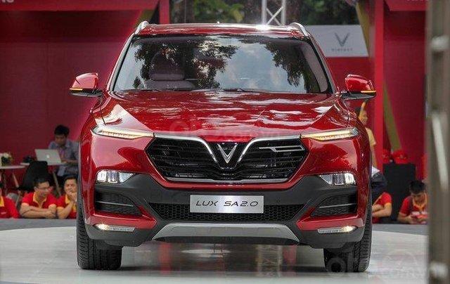 [VinFast Chervolet Neway] Ưu đãi vàng, nhận xe sang -Vinfast LUX SA 2.0, trả góp lãi suất 0%, giảm 100% trước bạ3