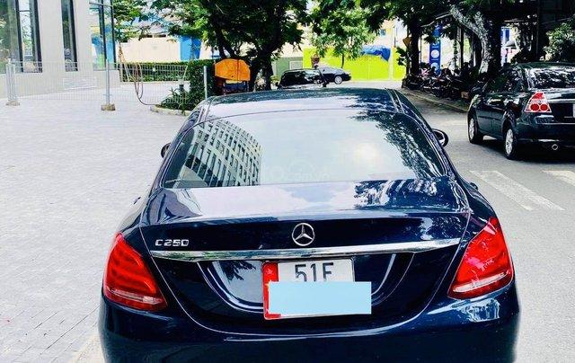 Bán Mercedes Benz C250 Exclusive sx 2016, xe đẹp bao check hãng6